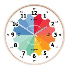 Teaching Clock for Kids on Behance