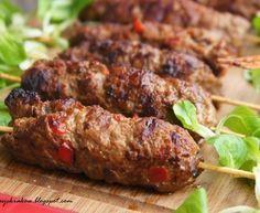 Czytelnicy gotują: Bałkańskie szaszłyki