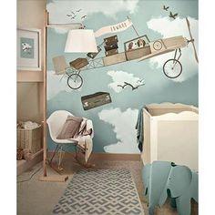 Chambre Bebe aviateur
