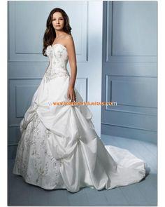Alfred Angelo Sapphire Robe de Mariée - Style 758