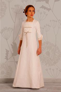 Vestido comunión A Gatas Ropa Infantil