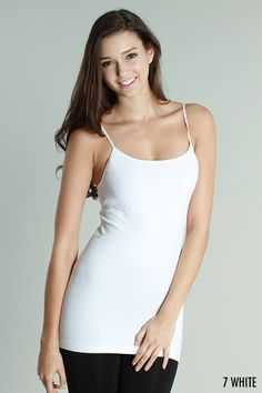 NS4011 Long Camisole