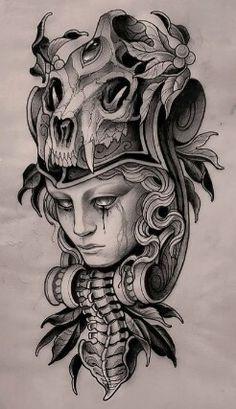 Pin by perry on tattoos Uv Tattoo, Sick Tattoo, Skull Tattoos, Body Art Tattoos, New Tattoos, Girl Tattoos, Sleeve Tattoos, Phoenix Tattoos, Wrist Tattoos