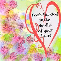 Your Heart, God, Dios, Praise God, The Lord