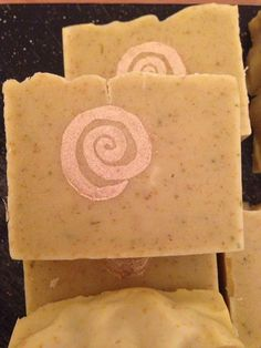 Organic Calendula Lavender Rose Soap with sea by eleneetha on Etsy, $8.00