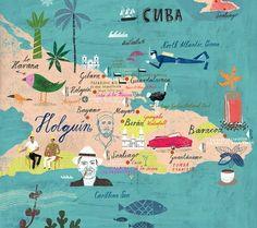 cuban illustrations - Google Search