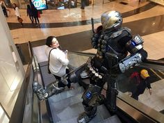 Post with 0 votes and 5044 views. Halo Cosplay, Epic Cosplay, Cosplay Diy, Cosplay Costumes, Skyrim Cosplay, Group Cosplay, Game Costumes, Awesome Cosplay, Anime Cosplay