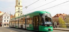 Medios de transporte en Graz, capital de Estiria - http://www.absolutaustria.com/medios-de-transporte-en-graz-capital-de-estiria/