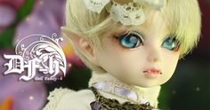 Xia Ruo, 26cm, Doll Family - BJD Dolls, Accessories - Alice's Collections