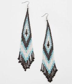 BKE Southwestern Earring #buckle #fashion #earring www.buckle.com