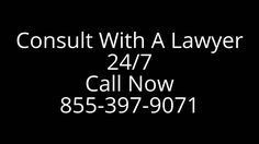 Do you need some legal advice? Call our 24/7 Legal Advice Hotline. Call 855-397-0971. FREE Consultation Lawyers. Any Kind Of Case. https://www.youtube.com/watch?v=vNzOIuX6Dco