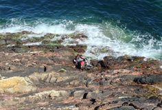 Motorbike discovered at bottom of cliffs - Manx Radio