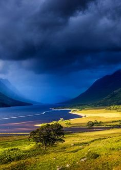Loch Etive - highland fairy tale Photo by Philip Gunkel — National Geographic Your Shot