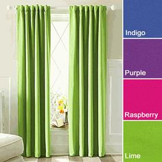 Best ideas for bedroom purple pink curtains Girls Room Curtains, Boho Curtains, Green Curtains, Girls Bedroom, Bedrooms, Insulated Panels, Insulated Curtains, Lime Green Rooms, Bedroom Colors