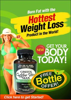 Green Coffee Fat Burner--Safe and It Works!