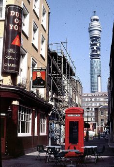 Post office Tower 1984