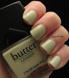 Butter London Bossy Boots $12