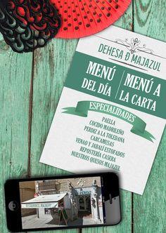 Reverso flyer flamenco Dehesa de Majazul