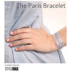 #TheParisBracelet #Chicago #Stylemax #6065 ♫ C''est Si Bon - C'est Si Bon Made with Flipagram - https://flipagram.com/f/wncuPxwFjP