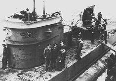 Flak U-Boat conversion U-462.