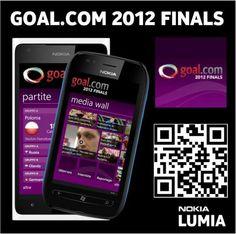 Goal.com 2012 Finals para Nokia Lumia http://www.aplicacionesnokia.es/goal-com-2012-finals-para-nokia-lumia/