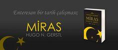 ●Enteresan Bir Tarih Çalışması; MİRAS●   #ŞilepDergi #HepOkuyanlar #MürselFerhatSağlam #EdebiyatDergisi #EdebiyatHaber #Tarih #Osmanlı #Miras #Kitap #AprilYayıncılık #Like #Paylaş