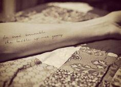 Deuteronomy 20:3 & 2 Chronicles 20:15 | Community Post: 30 Inspirational Bible Verse Tattoos