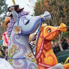 Walt Disney wanted to build a theme park after taking his daughters to a merry-go-round.