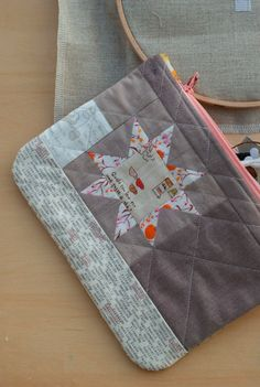 adore this!  Love the quilting!