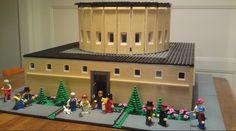 LEGO Libraries and Bookstores / Kelly Jensen + Bookriot   #socialibrarianship #socialdesign