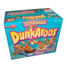Dunk-a-Roos...why did you leave my life!?