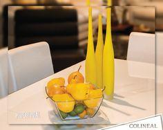 #TipColineal  Las #frutas también pueden ser parte de la #decoración.  Su color y aroma natural son un complemento perfecto para un centro de #mesa. Coloca frutas frescas en un frutero y lograrás una composición llena de color. ¡Nada mejor que lo natural!