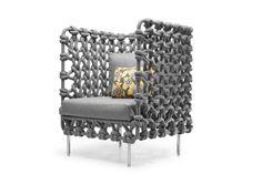 moebelkollektion-cobonpue-sessel-strick-design | Interieur Design ...