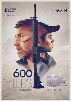 . 600 miles (ripstein, 2015)