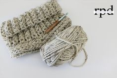 The Cara Cowl - Crochet Pattern - Rescued Paw Designs