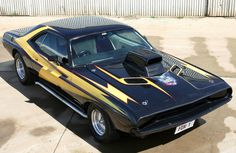 1970 Dodge Challenger 440 6-Pack Running-On-Empty-ia