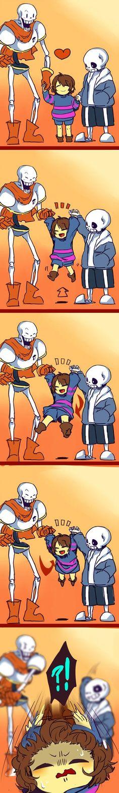 the Skeleton,Undertale