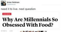 10 Tweets That Perfectly Sum Up Millennials vs. Baby Boomers