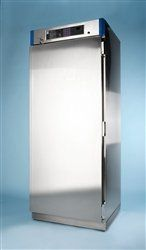 """Blickman Warming Cabinet - Single Stainless Steel Door - 74 1/2"""" High by Blickman. $6895.00. Single door warming cabinetIdeal for warming blankets or solutionsDimensions: 30""""W x 26 1/2""""D x 74 1/2""""HInterior Cubic foot capacity: 22.02; 7.5 AMPS / 750 total wattage3 adjustable shelves for added flexibility and expanded useAvailable with glass or stainless steel doorFully self-contained with no heat ventsEasy-to-use controls for setting internal temperature are conve..."""