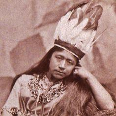 SARAH WINNEMUCCA - N.PAIUTE