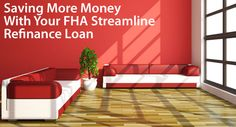 FHA MORTGAGE RATES NOWCHEAP & ACCESSIBLE The FHA is making it easier to save money on a refinance mortgage. Via a new policy, existing FHA homeowners using the FHA Streamline Refinance can now...