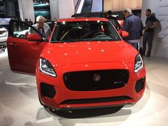 The Jaguar E-Pace Is A Crossover That's Hard Not To Love