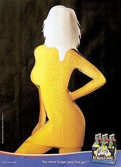 St. Pauli Girl Ad