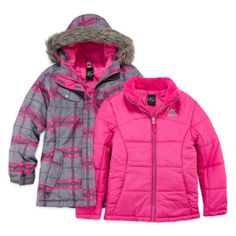 3d7ac2254b3 ZeroXposur® Systems Jacket - Girls 7-16 found at  JCPenney Jackets