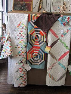 New Quilt Patterns @ DS Studio