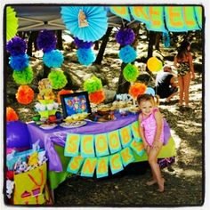 Scooby Doo Birthday Party Ideas | Photo 15 of 18 | Catch My Party