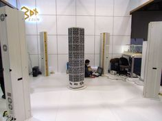 ESUN's Fast 3D Body Scanner #3DPrinting