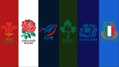 Six Nations Rugby, Ireland Rugby, International Rugby, Badges, England, Sport, Deporte, Badge, Sports