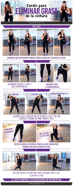 62 ideas strength training routine at home cardio for 2019 Cardio At Home, Pilates, Gym Time, Body Image, Detox, Excercise, Strength Training, Gym Workouts, Cardio Gym