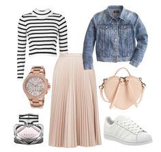 One Pleated Skirt, Styled 3 Ways | TrufflesandTrends.com